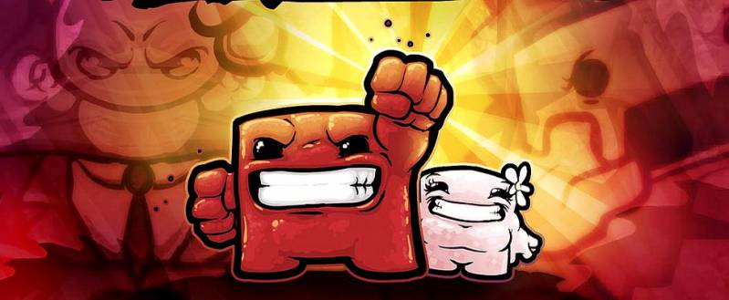 Super Meat Boy znów za grosze na Steamie