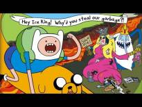 Adventure Time: Hey Ice King! Why'd You Steal Our Garbage?! [DS] - recenzja