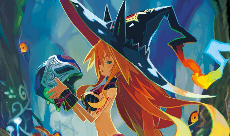 Recenzja gry The Witch and the Hundred Knight