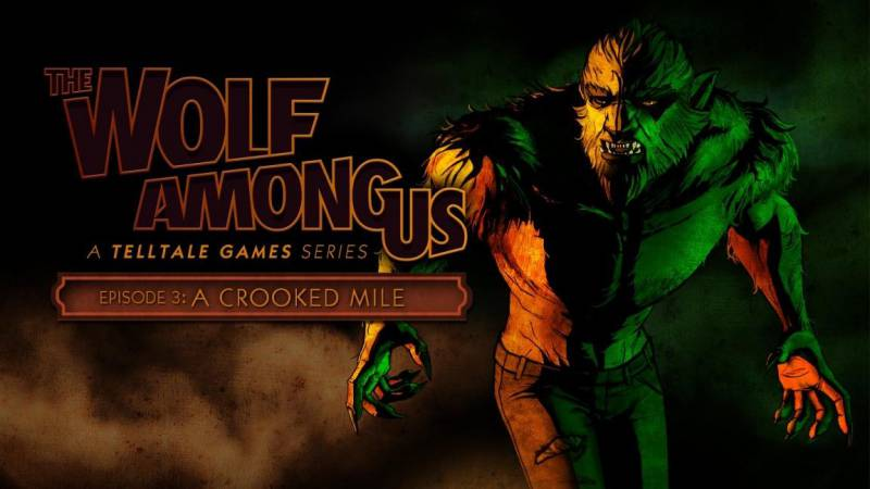 Powstaje drugi sezon The Wolf Among Us?