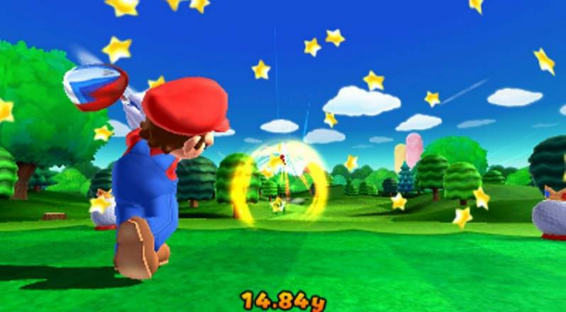 Recenzja gry Mario Golf World Tour