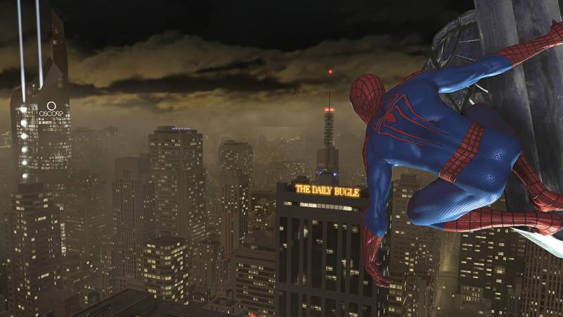 Recenzja gry The Amazing Spider-Man 2