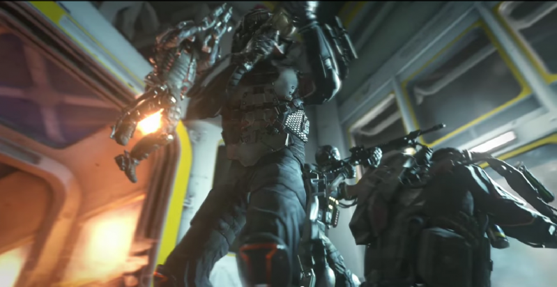 Developer gry Call of Duty: Advanced Warfare tworzy coś nowego