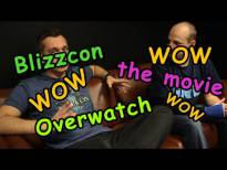 BlizzCon 2014 Overwatch WOW the movie | Cascad & Memphis #05
