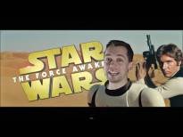 Krzyżacy w STAR WARS The Force Awakens | Cascad & Memphis #11