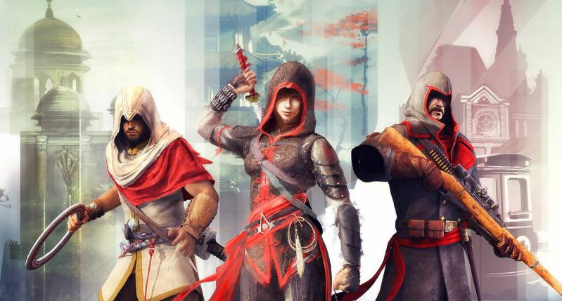 Assassin's Creed Chronicles – zapraszamy do Chin, Indii i Rosji