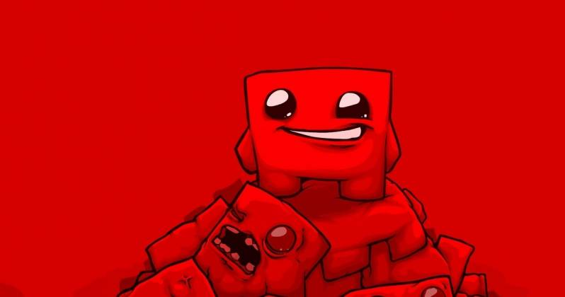 Super Meat Boy za darmo na PS4!