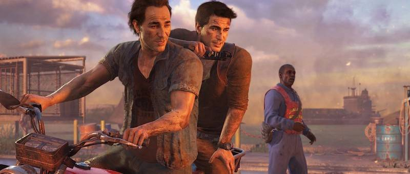 Uncharted 4 – materiał wideo dla trybu multiplayer