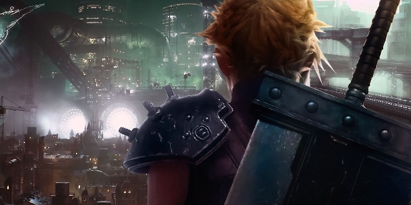 PlayStation Experience - trailer z Final Fantasy VII Remake!