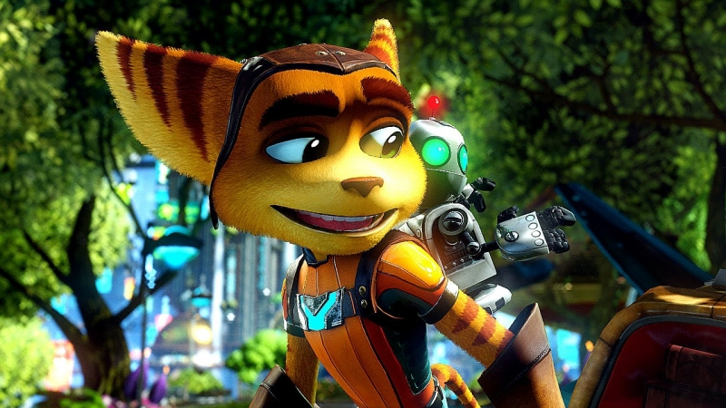 Nowy gameplay z Ratchet & Clank!