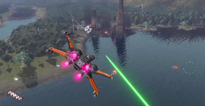 Lego Star Wars Encyklopedia Gier Pc Ps3 Ps4 Xbox One Xbox