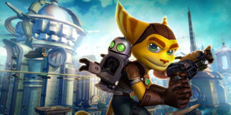 Ratchet & Clank podbił PlayStation Store