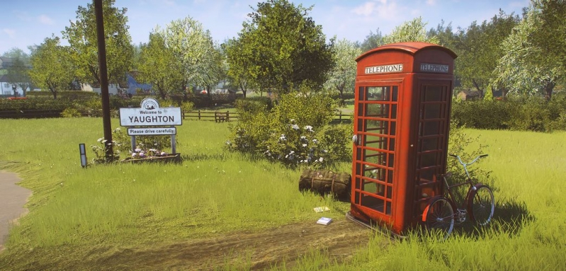 Everybody's Gone to the Rapture pojawi się na PC