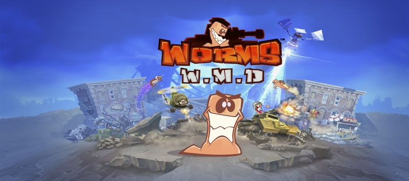Worms: W.M.D