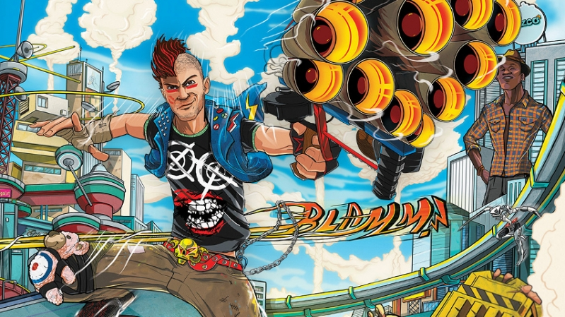 Sunset Overdrive z portem na PC?