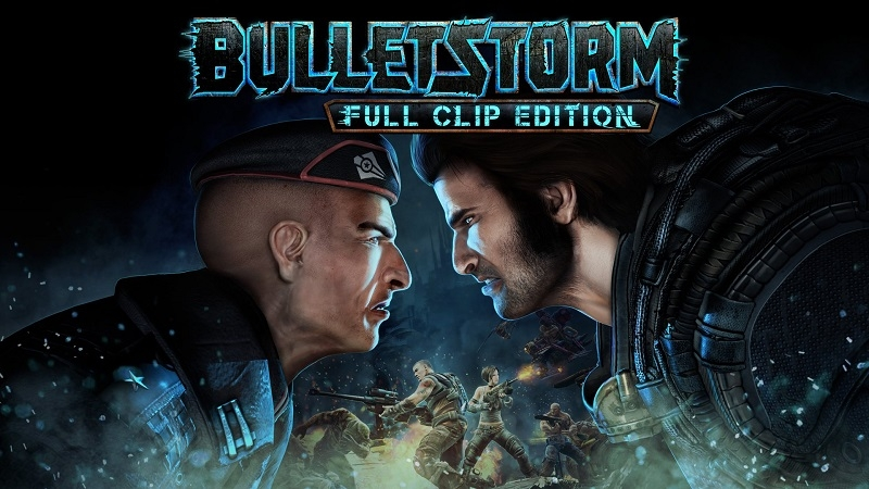Bulletstorm: Full Clip Edition vs Bulletstorm z 2011 roku [wideo]