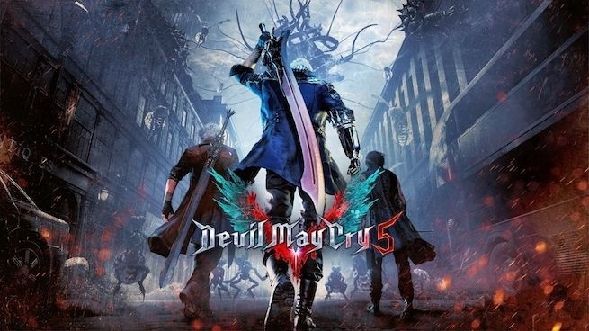 Nowy zwiastun i gameplay Devil May Cry V