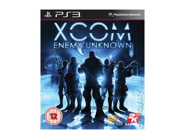 Xcom Enemy Unknown PS3 (gra używana)