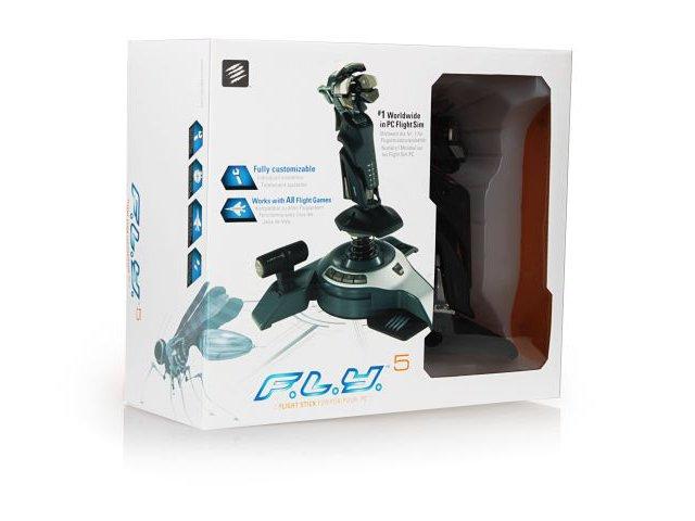JOYSTICK MAD CATZ-CYBORG FLY 5 PC - Sklep - Cena: 299.00zł ...