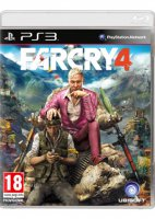 Far Cry 4 PL PS3