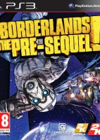 Borderlands Pre-sequel PS3 (gra używana)