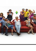 Podkładka pod Mysz Steelseries QCK The Sims 4