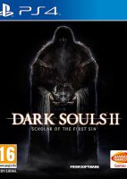 Dark Souls II: Scholar of The First Sin (GOTY) PS4 [PL/ANG]