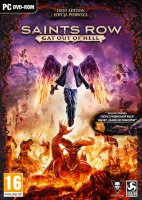 Saints Row: Gat Out of Hell PC [PL]