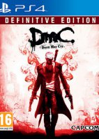 DMC Devil May Cry Definitive Edition PS4 [PL]
