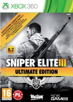 Sniper Elite III: Ultimate Edition X360 [PL]