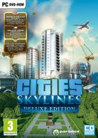 Cities Skylines Deluxe Edition PC [PL/ANG]