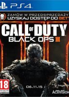Call Of Duty: Black Ops III PS4 [PL] + BETA