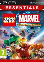 Lego Marvel Super Heroes Essentials PS3 [PL/ANG]