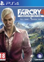 Far Cry 4 Complete PS4 [PL/ANG]