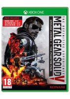Metal Gear Solid V Definitive Edition XONE