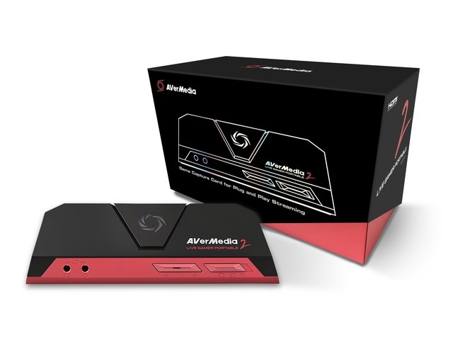 Rejestrator Obrazu Avermedia Live Gamer Portable 2