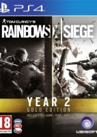 Gra Rainbow Six Siege GOLD Edition PS4