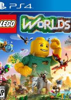 GRA LEGO WORLDS PS4
