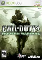Call Of Duty 4 Modern Warfare X360 (gra używana)