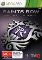 Saints Row The Third X360 (gra używana)
