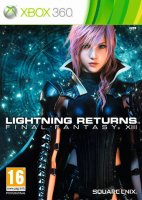 Lightning Returns: Final Fantasy XIII X360 (gra używana)