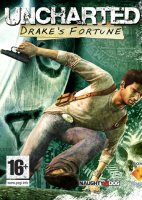 Uncharted Drakes Fortune PS3 (gra używana)