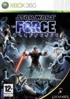 Star Wars The Force Unleashed X360 (gra używana)