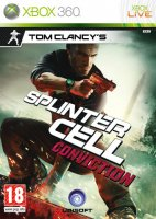 Splinter Cell: Conviction X360 (gra używana)