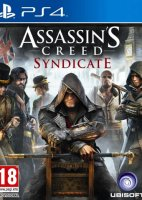 Assassin's Creed Syndicate PS4 (gra używana)