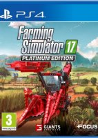 Farming Simulator 17 Platinium Edition PS4