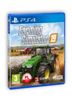 Farming Simulator  (symulator farmy) 19 PS4