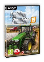 Farming Simulator  (symulator farmy) 19 PC