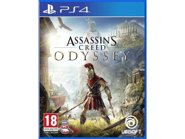 Assassin's Creed Odyssey PL PS4