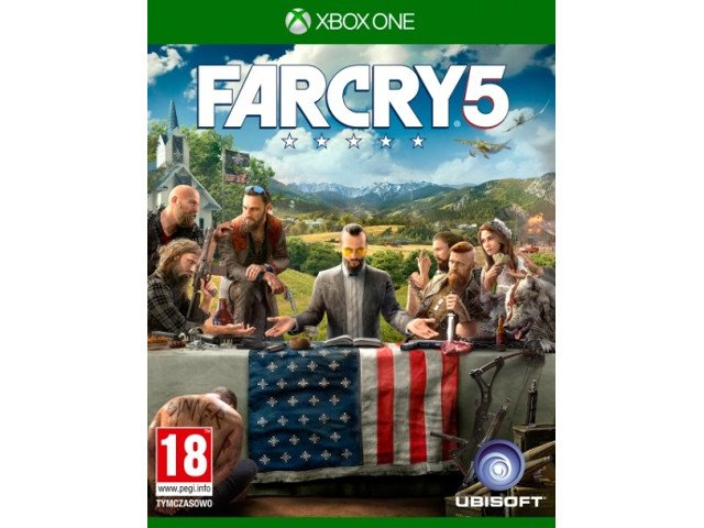 Far Cry 5 PL XONE